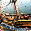 Photograph of tall ship - Lady Washington